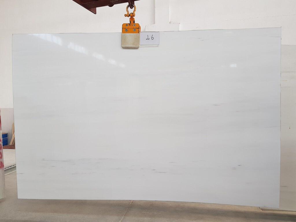 Turkish Dolomite White Slabs White Polished Marble Slabs