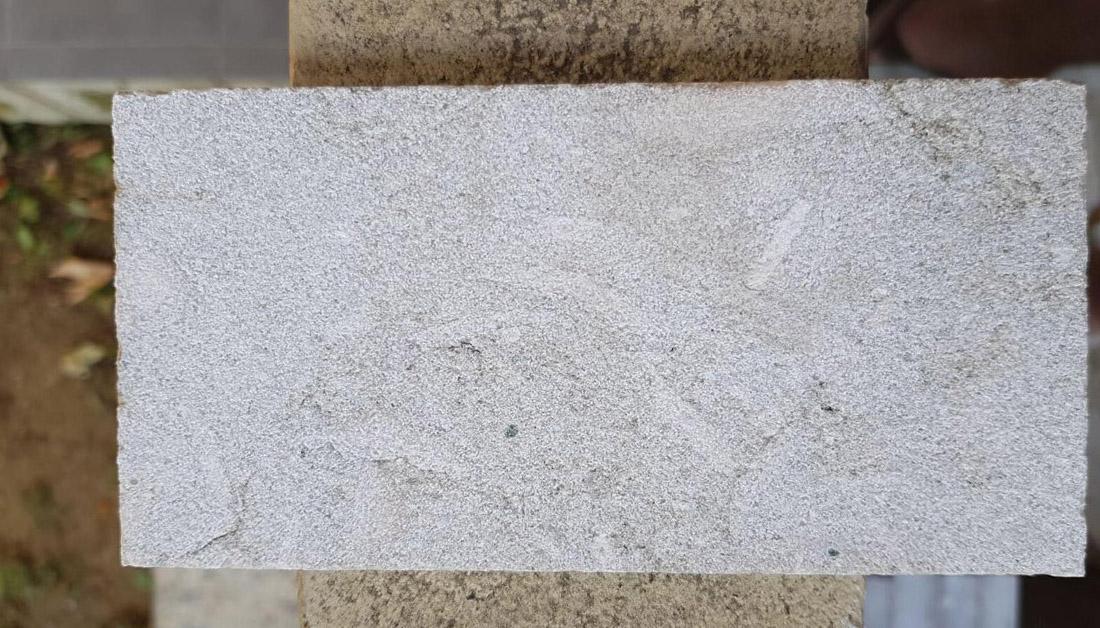 Turkish Fossilium Sandblasted Beige Limestone Tiles