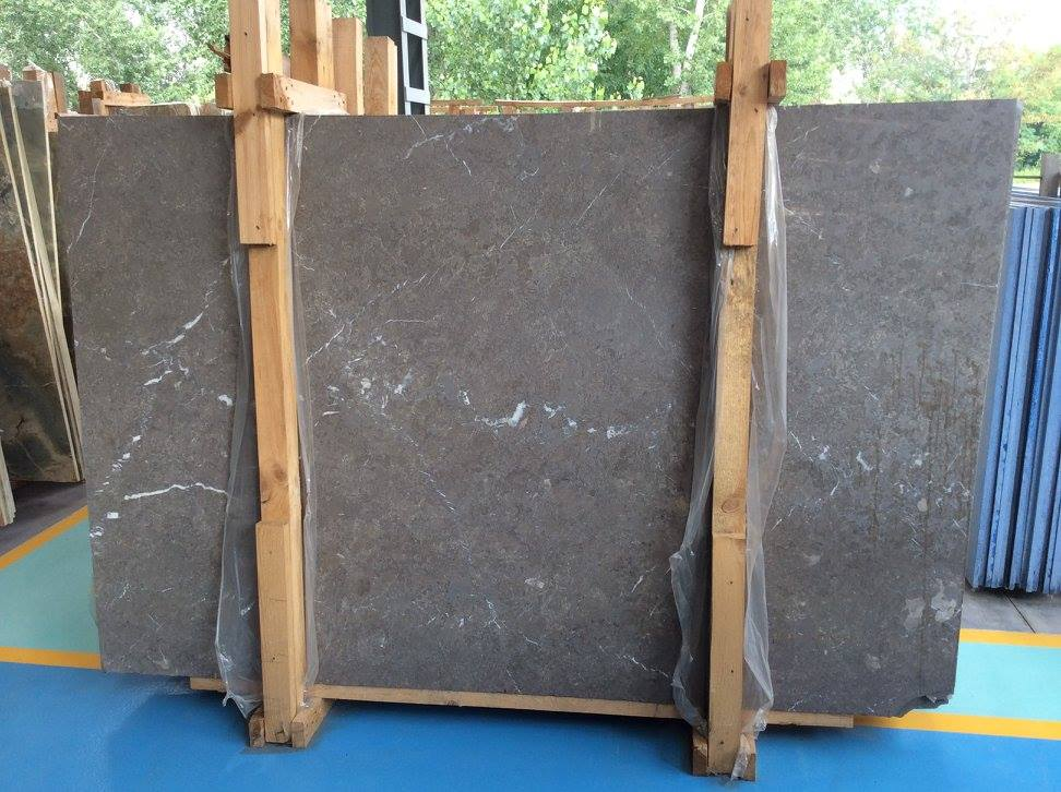 Turkish Grey Marble Slabs Queen Grey Marble Slabs