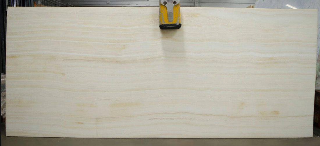 Turkish Ivory Onyx Slabs White Polised Onyx Slabs