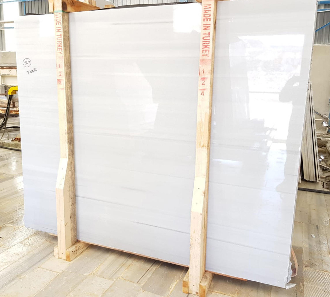 Turkish Marmol Blanco Marble Slabs Top Quality White Marble Slabs