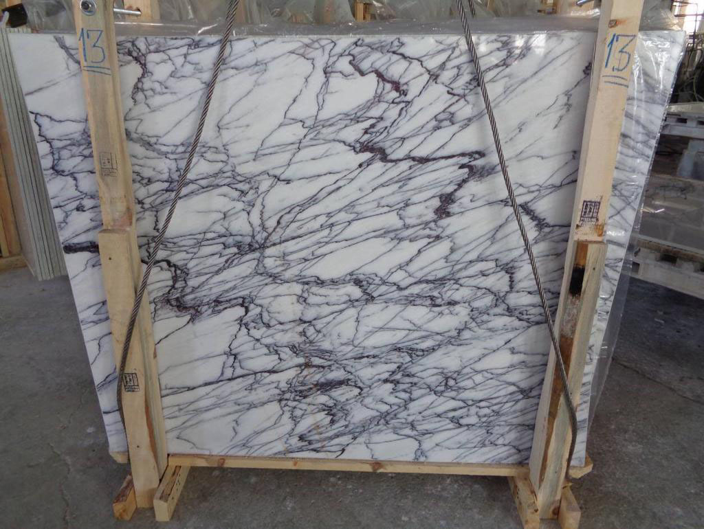 Turkish Milas Lilac Marble Slabs