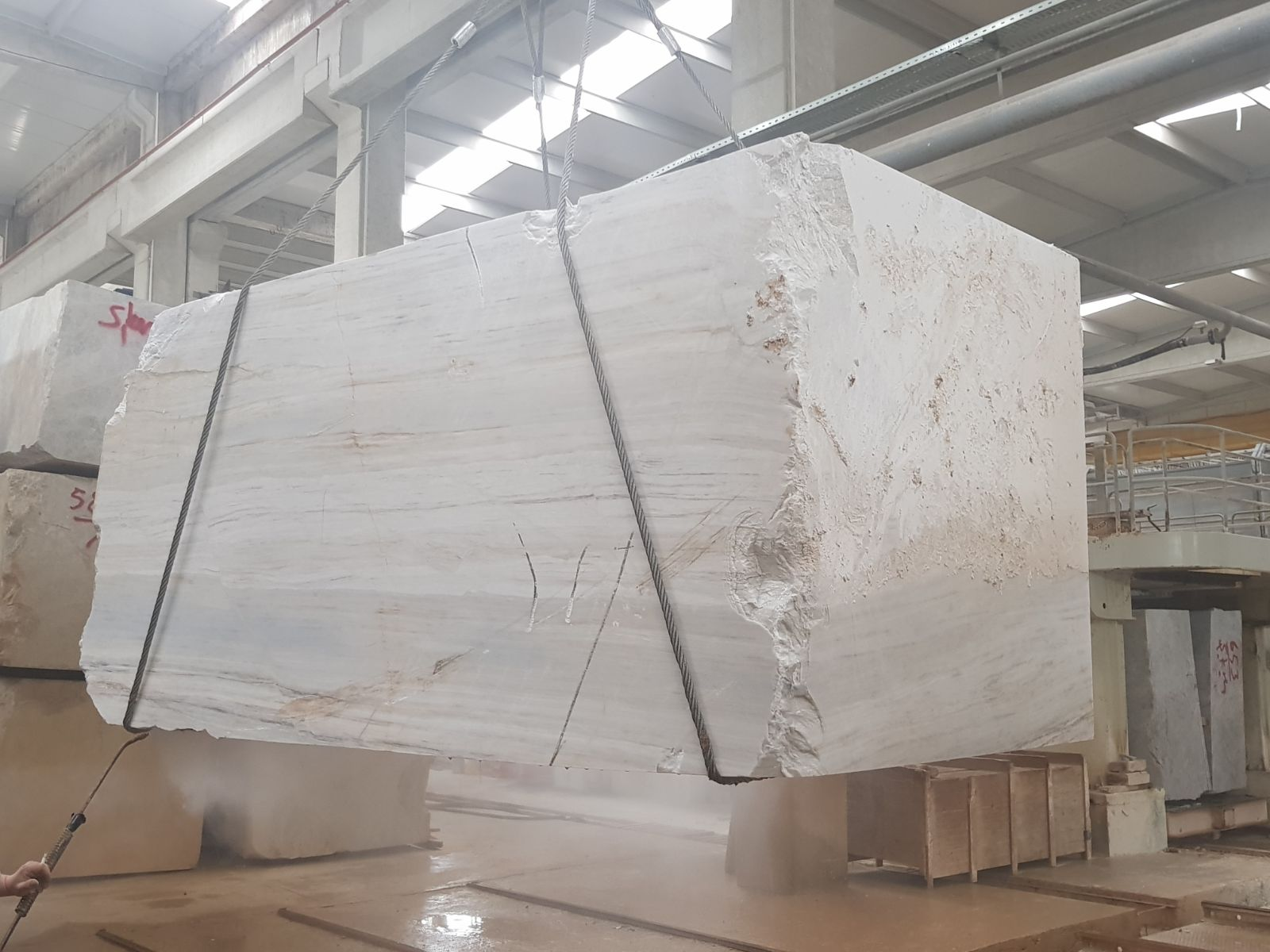 Turkish Natural Marble Blocks
