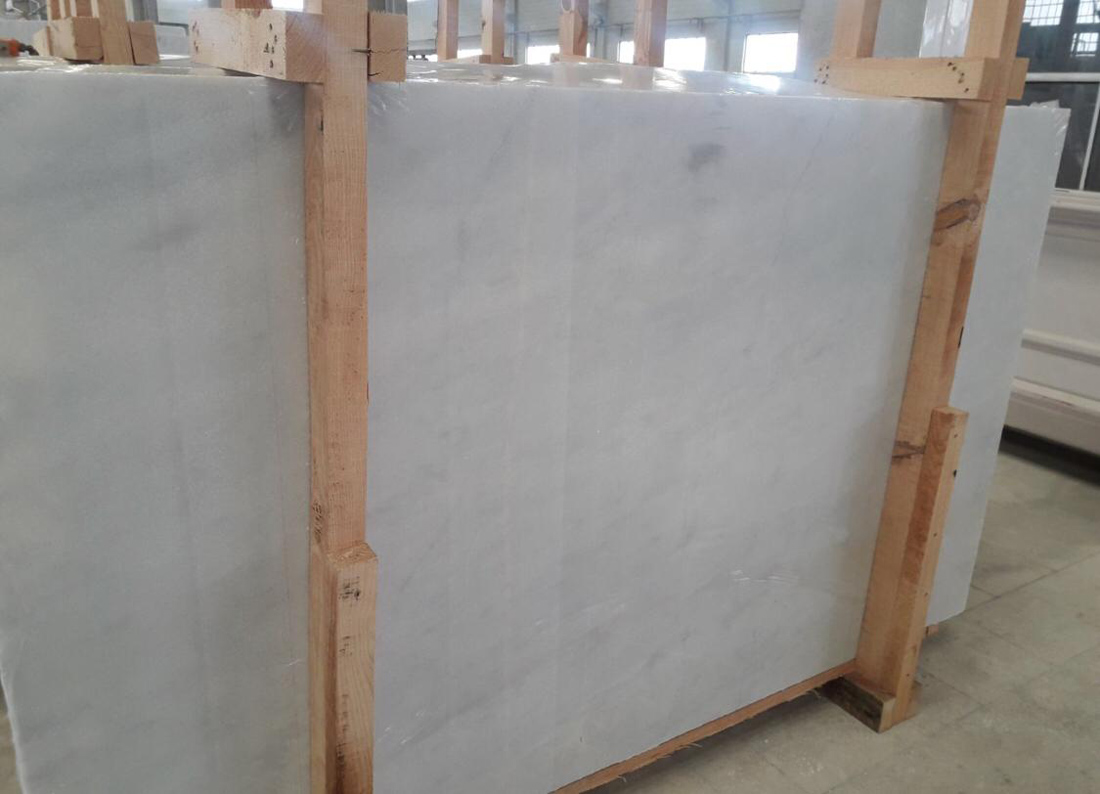 Turkish Rapsody White Polished Marble Slabs