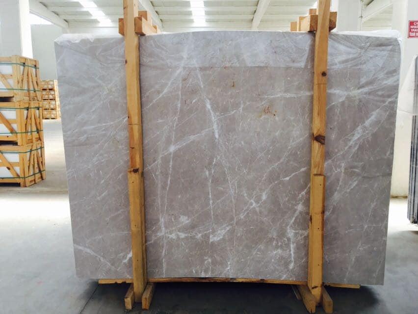 Turkish Shekspear Grey Marble Slabs Grey Polished Marble Slabs