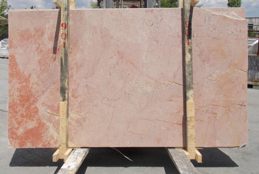 Turkish Sunset Pink Marble Stone Slabs