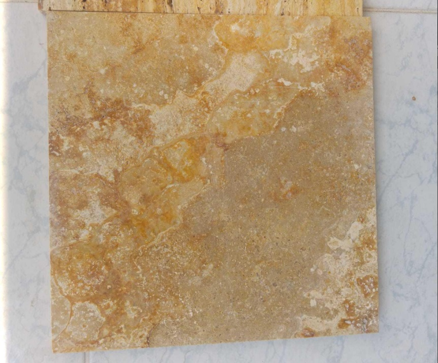 Turkish Travertine Tiles Yellow