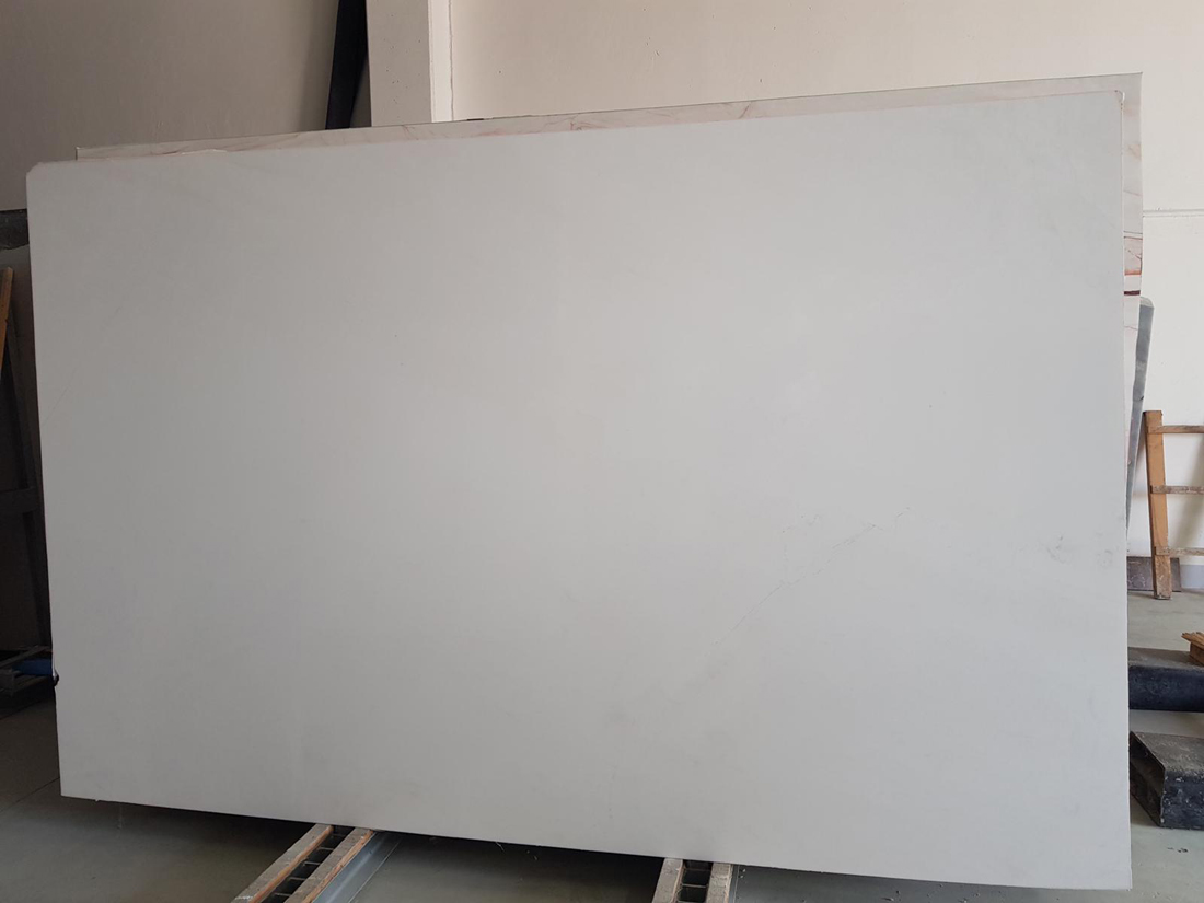 Turkish White Dolomite Marble Slabs Polished Marble Slabs