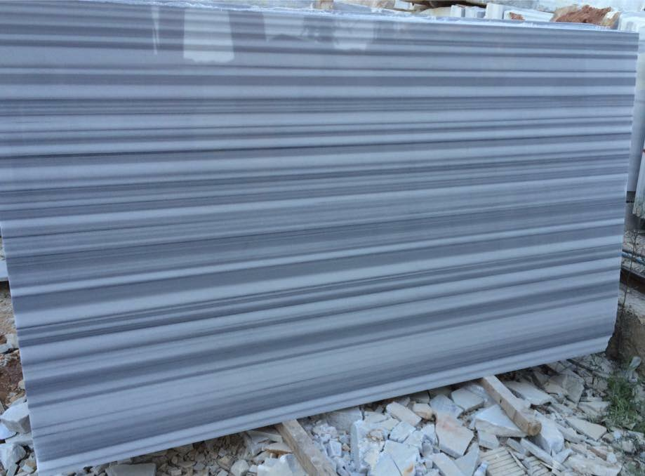 Turkish White Marble Slabs Marmara Equator 2cm Slab