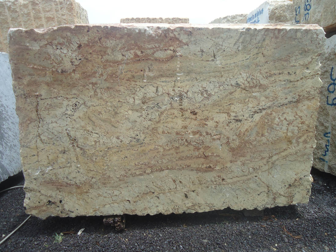 Typhoon Bordeaux Beige Granite Blocks