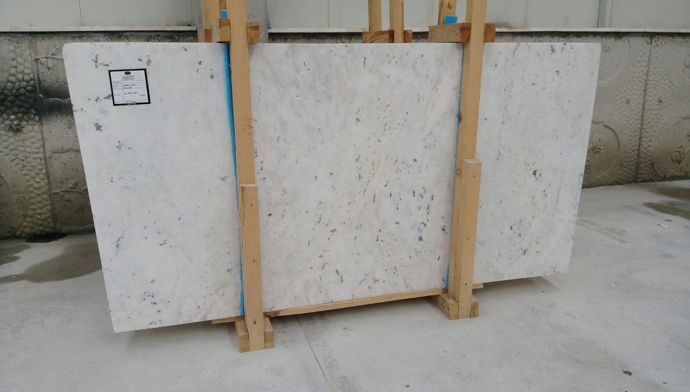 Uludag White Slabs Turkish White Marble Slabs