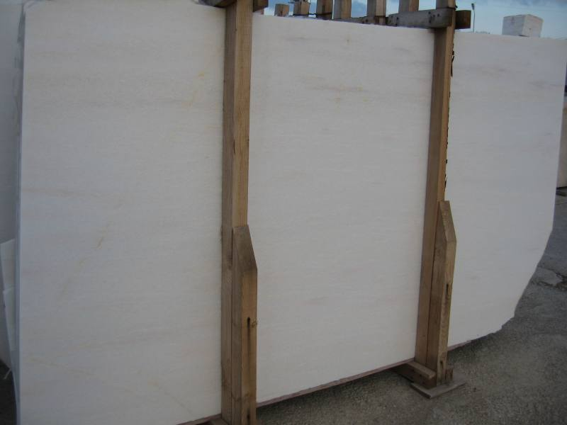 Usak White Marble Slabs Turkish White Marble Slabs