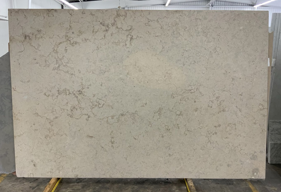 VM Azul Limestone Slabs Portugal Honed Grey Limestone Slabs