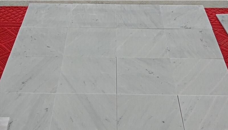 Van Gogn White Tiles Chinese White Polished Marble Tiles