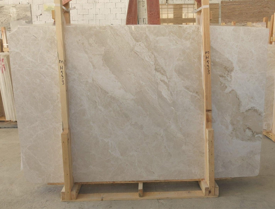 Vanilla Marble Slabs Beige Turkish Slabs