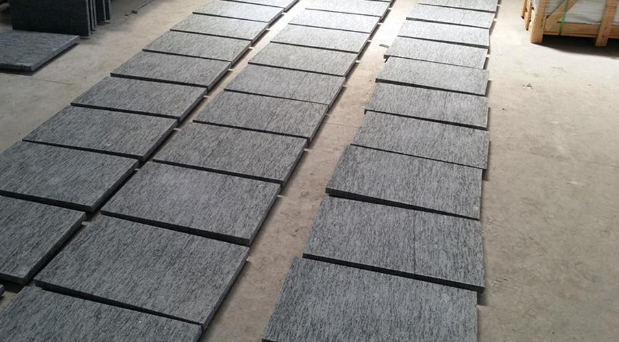 Veder Maritaca Flamed Granite Tiles for Flooring