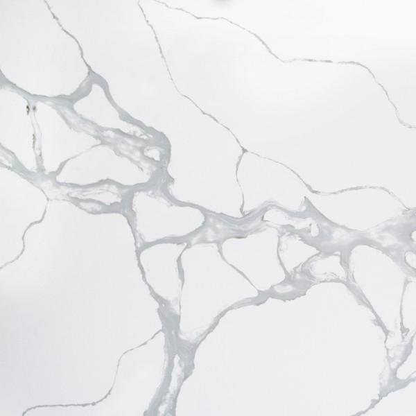 Vena Calacatta Infinita Quartz - White Quartz