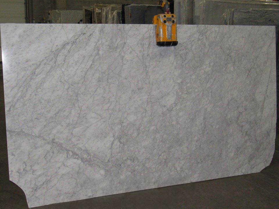 Venatino 2cm Marble Honed and Polished White Slabs
