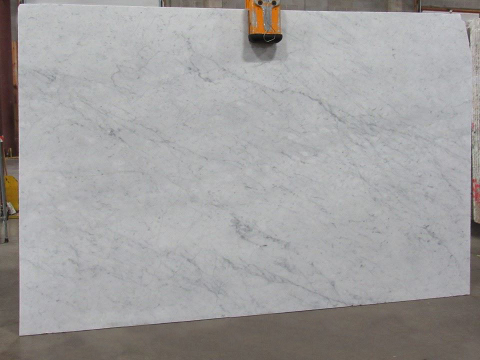 Venatino Extra Honed White Marble Slabs