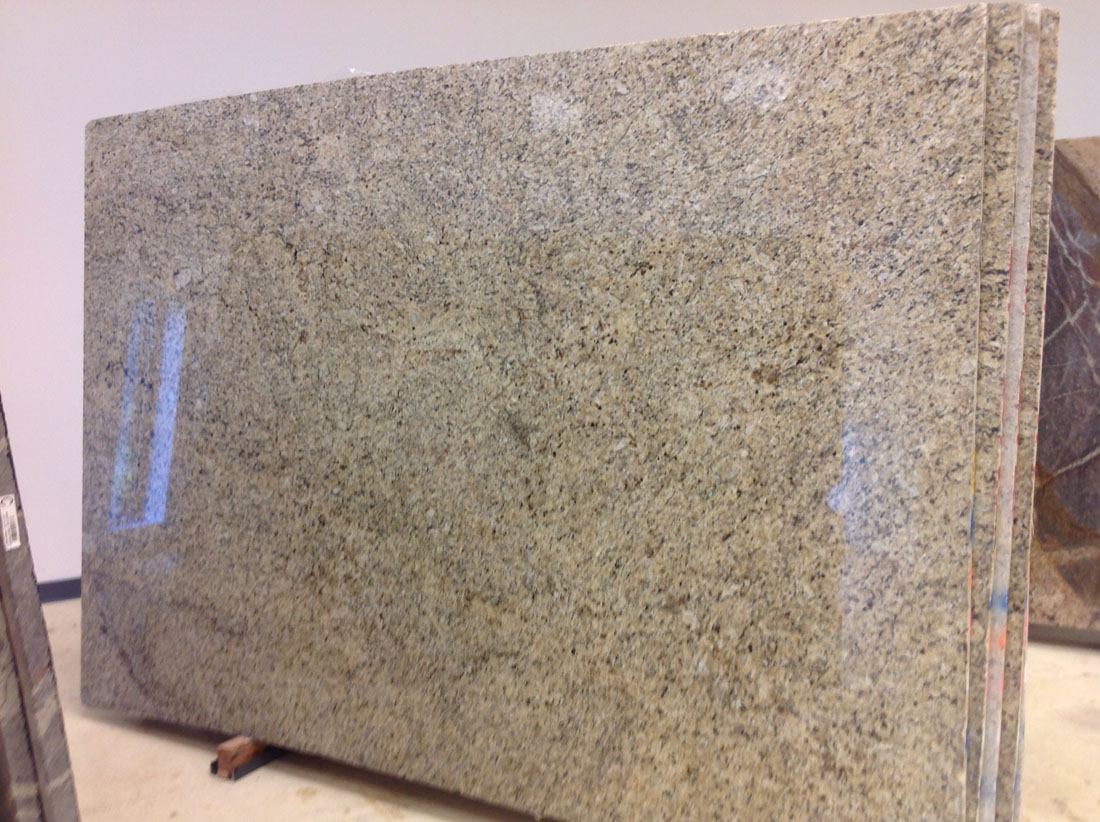 Venetian Gold Ggranite Slab Polished Yellow Granite Slabs
