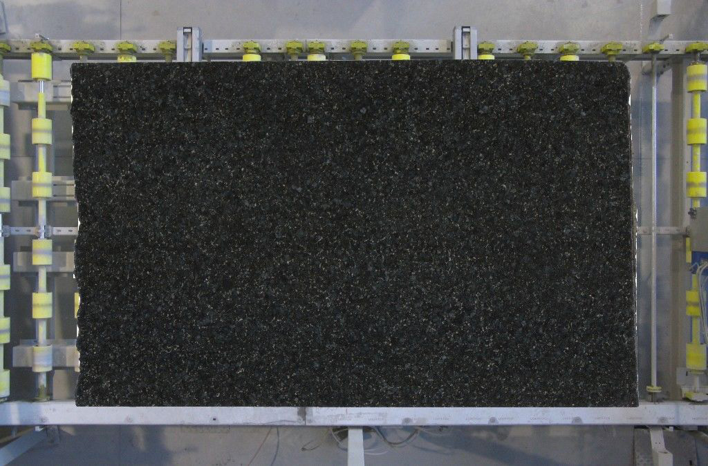 Verde Butterfly Granite Slabs Polished Green Stone Slabs
