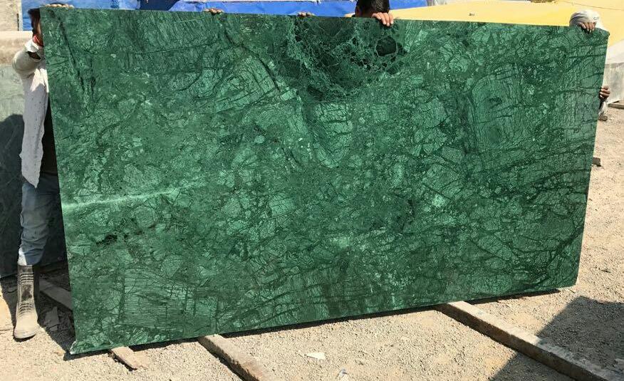 Verde Guatemala Marble Slabs Polished Marble Slabs