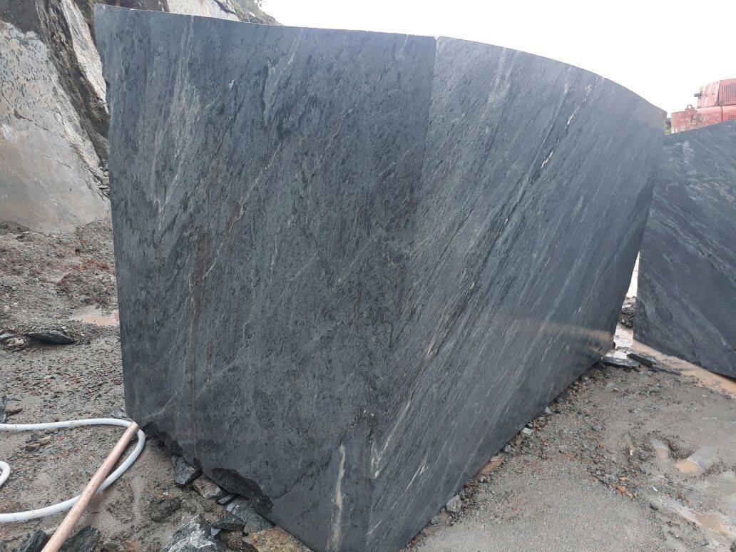 Verde Montana Marble Natural Marble Blocks