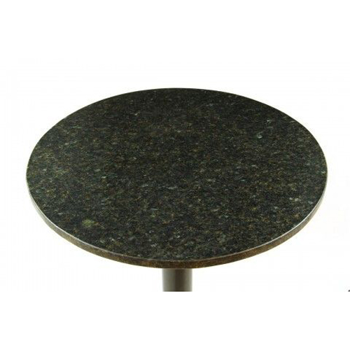 Verde Ubatuba Green Granite Round Table Tops