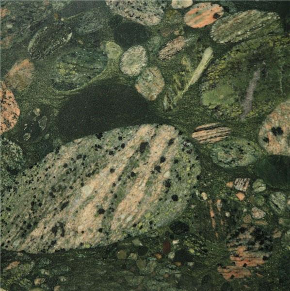 Verde Ciottolo Granite