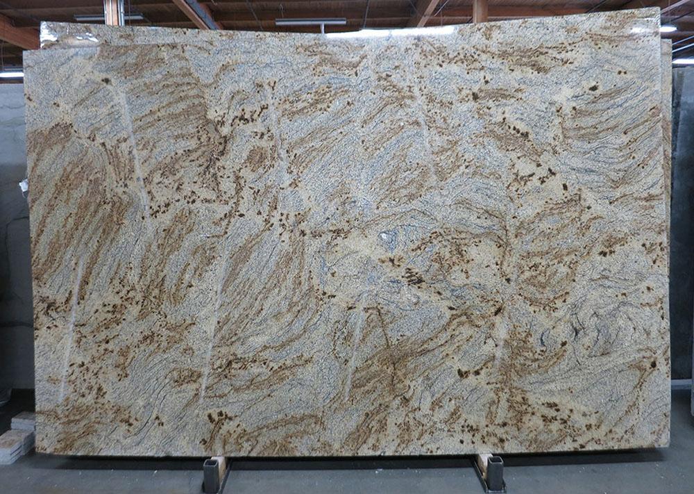 Vesuvio Granite Slabs Beige Polished Granite Stone Slabs