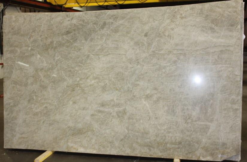 Victoria Falls Polished White Quartzite Slabs