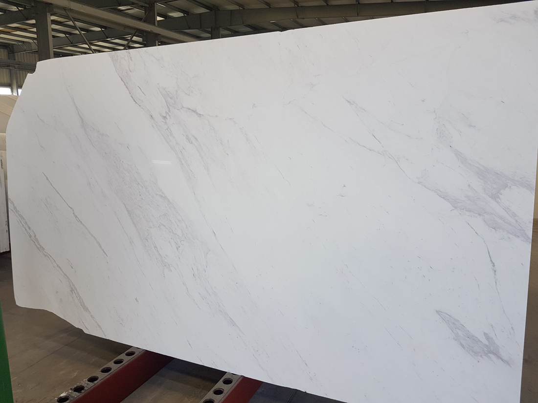 Vienna White Marble Slabs White Polished Marble Stone Slabs