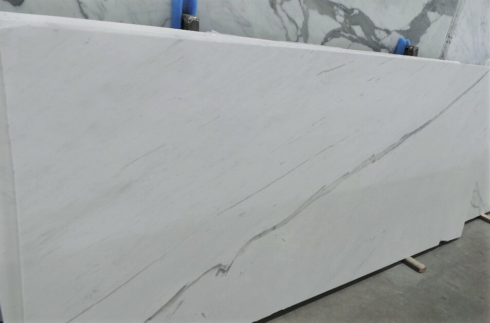 Vienna White Select Marble Stone Slabs Polished White Marble Slabs