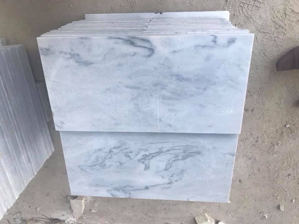 Vietnam Grey Marble Tiles for Flooring