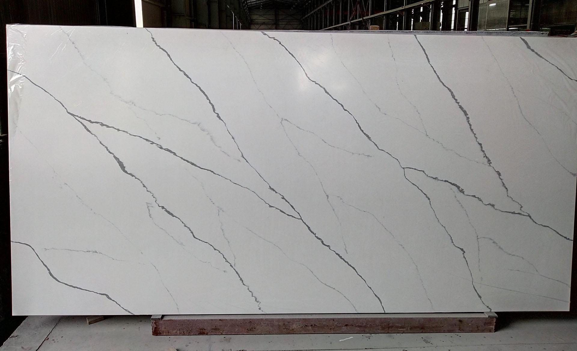 Vietnam White Quartz Stone Slabs