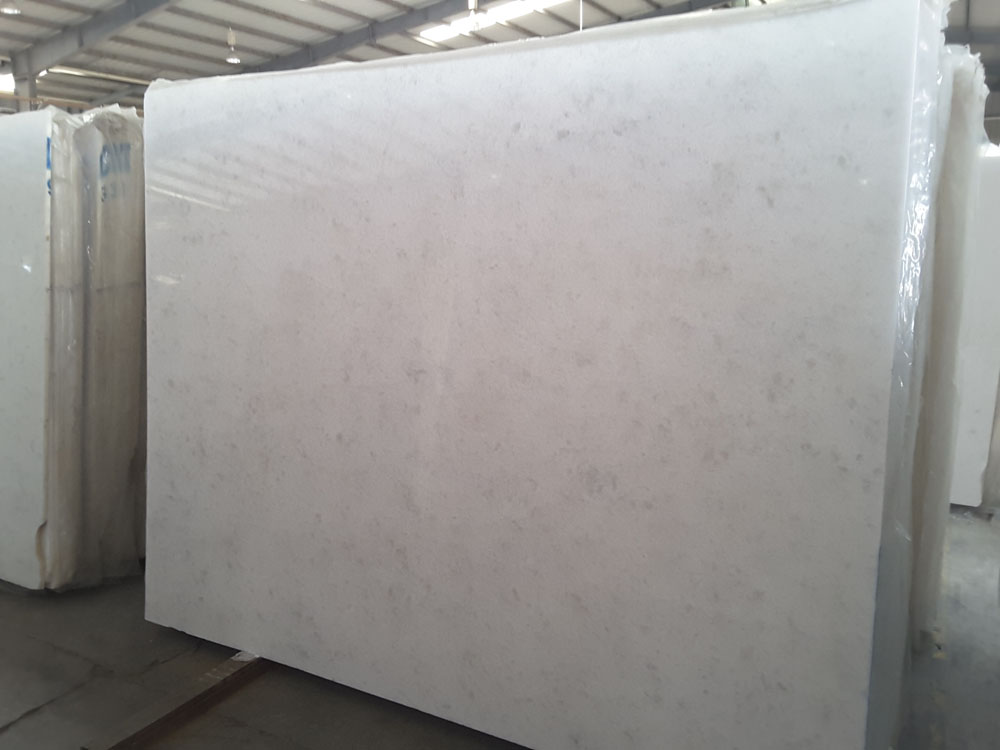 Vietnamese DIAMOND WHITE Marble Slabs