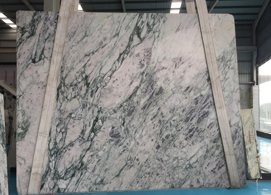 Violet Marble Slabs Hot Selling White Marble Slabs