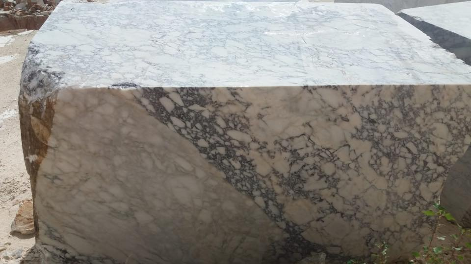 Violeta White Marble Blocks White Marble Blocks
