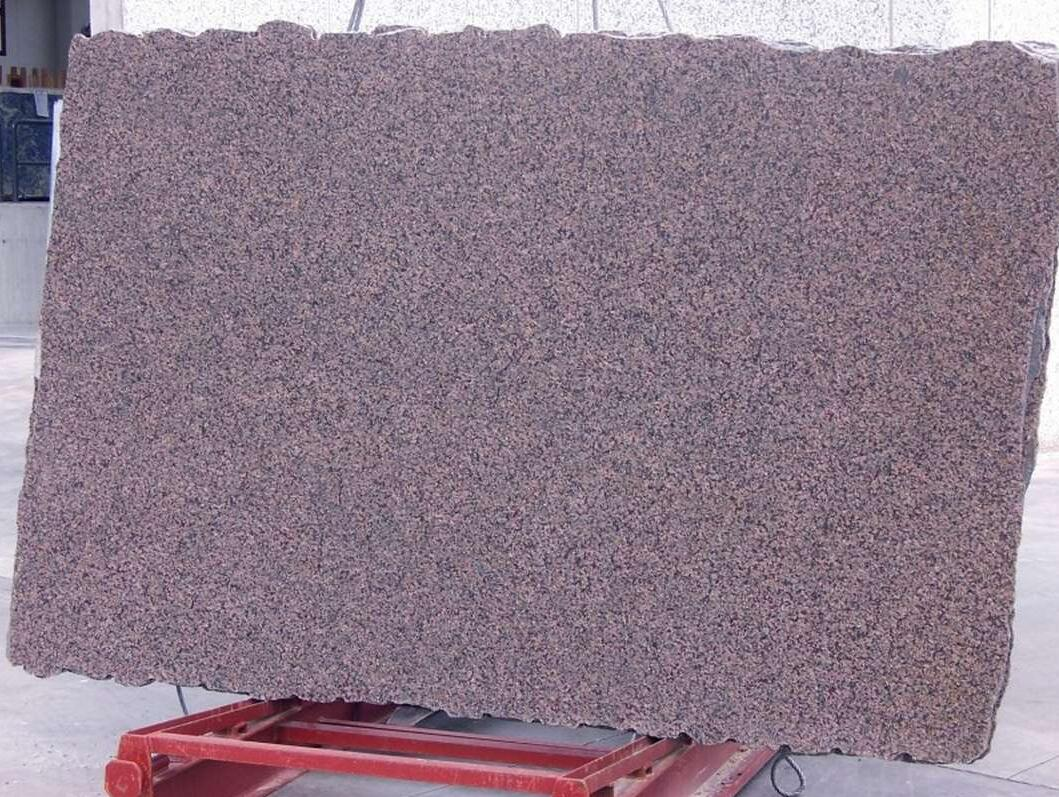 Violetta Granite Slabs Polished Brown Granite Slabs