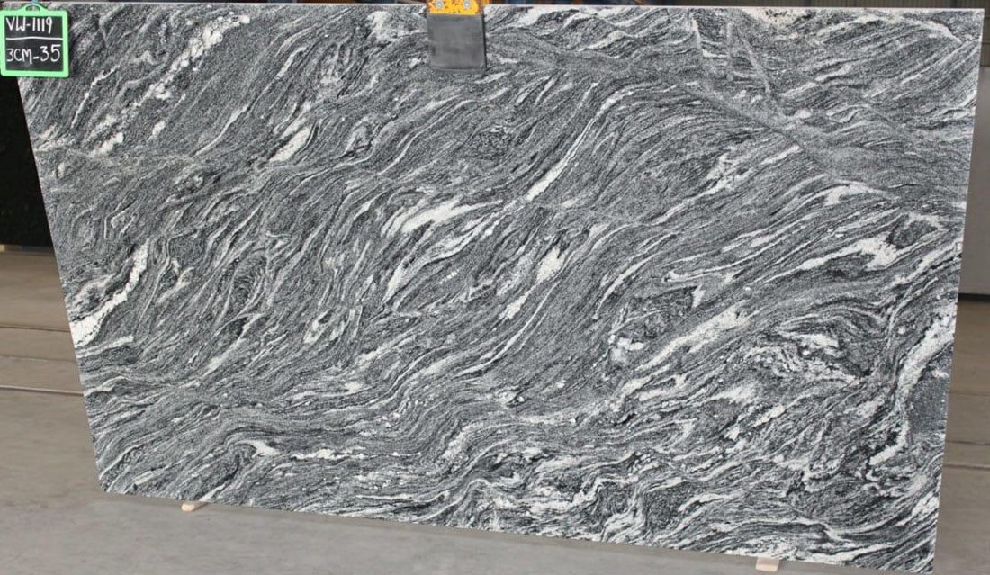 Viscon White Granite Slabs Indian Polished White Granite for Countertops