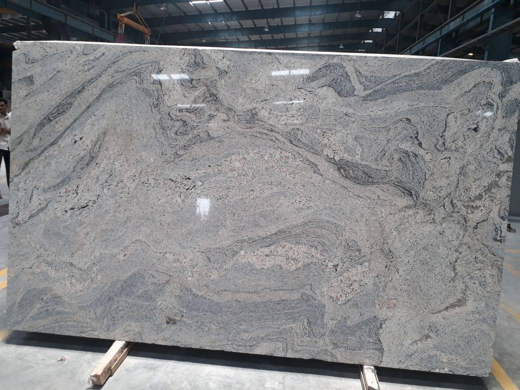 Viscon White Granite Slabs Polished Indian White Granite Slabs