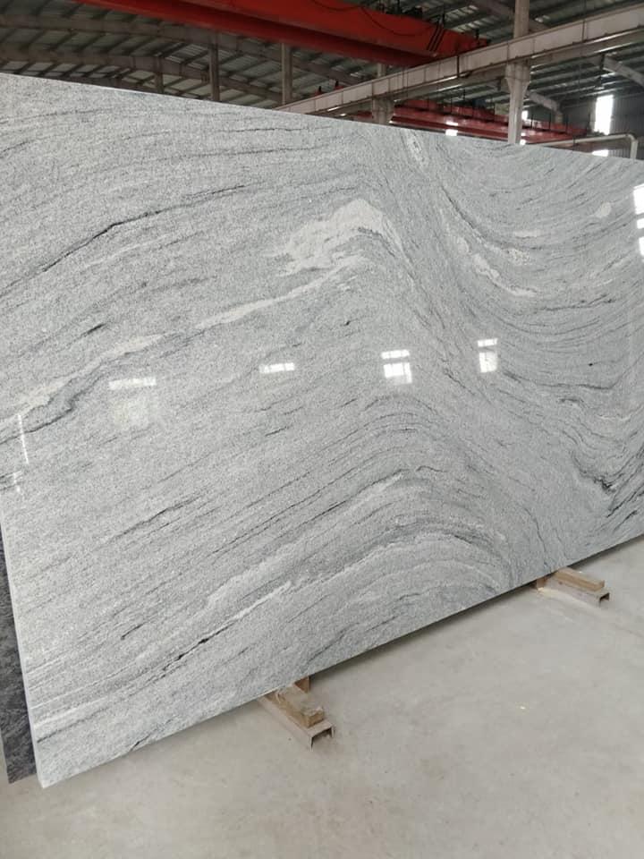 Viscon White Granite Slabs Polished White Granite Slabs