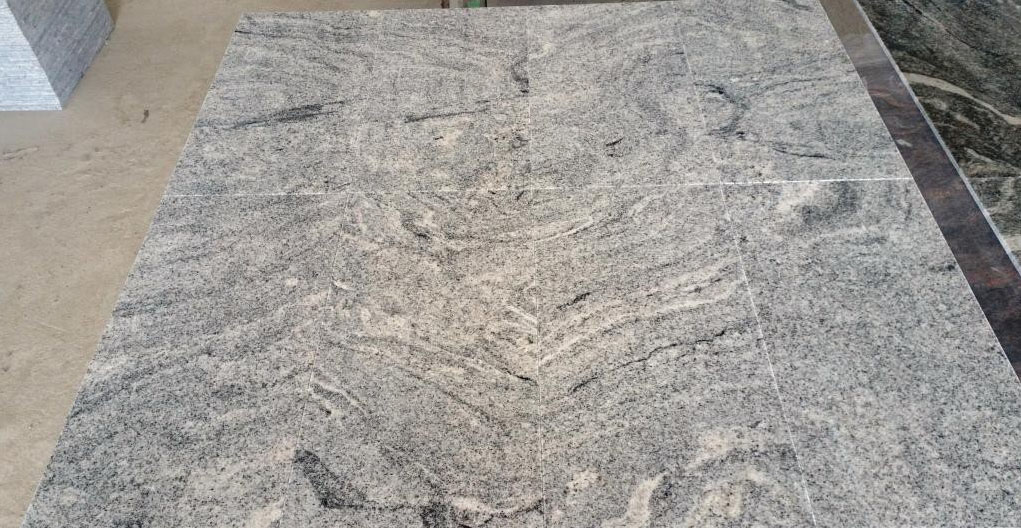 Viscont White Granite Tiles