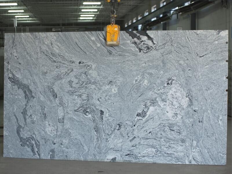 Viscount White Granite Slabs India Competitive White Granite Stone Slabs for Countertops