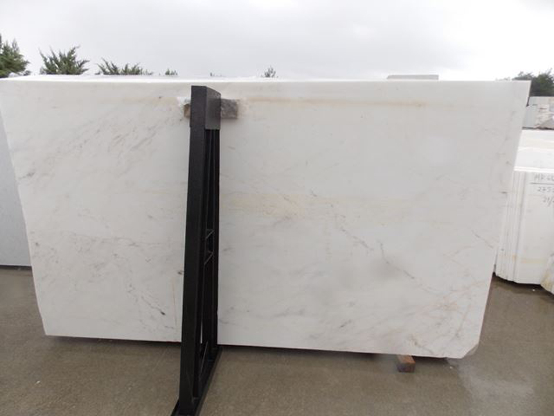 Volakas Brilliant White Marble Slabs