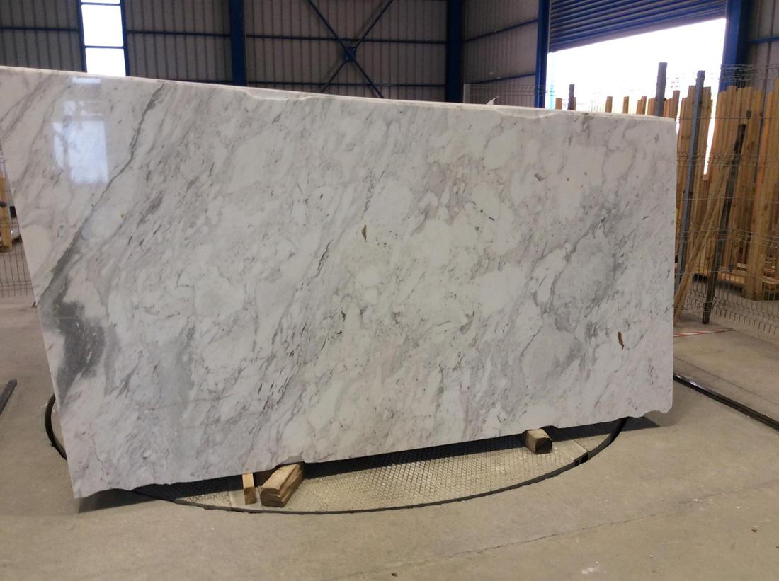 Volakas Marble Slab Polished White Marble Slabs