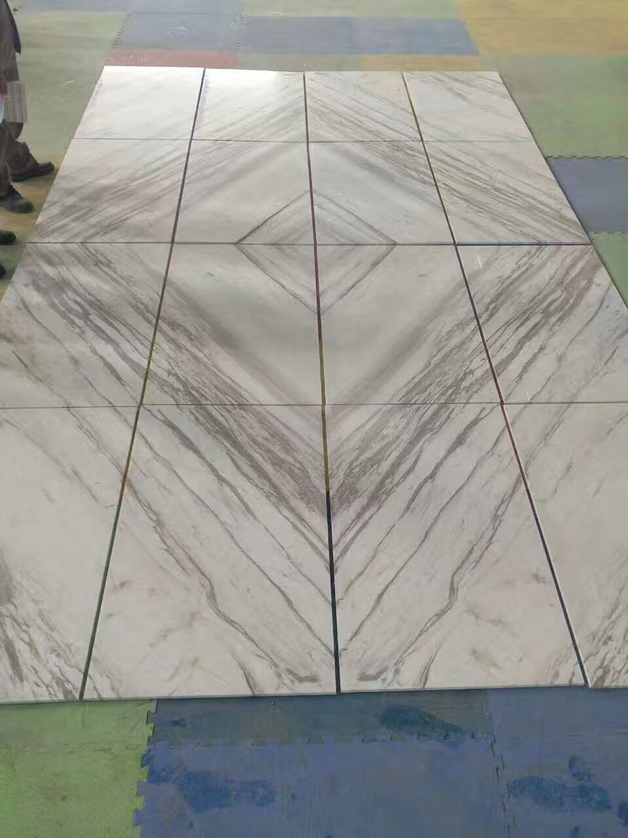 Greece Volakas Marble Tiles