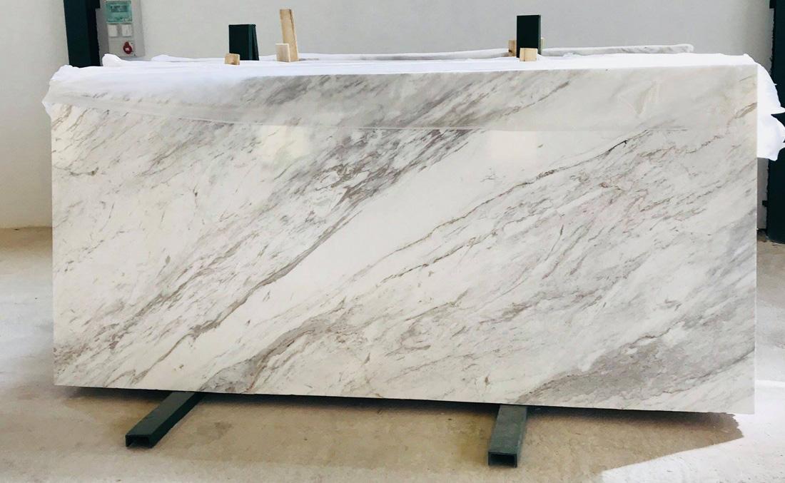 Volakas Slab White Polished Marble Slabs