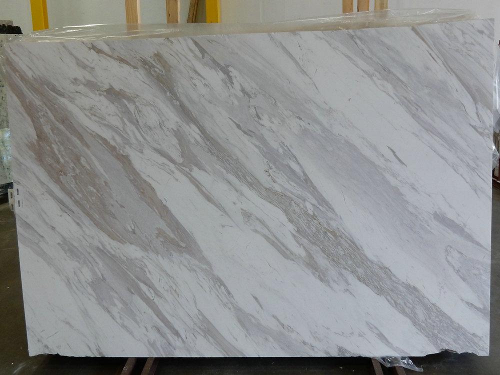 Volakas White Marble Slabs Polished White Marble Slabs