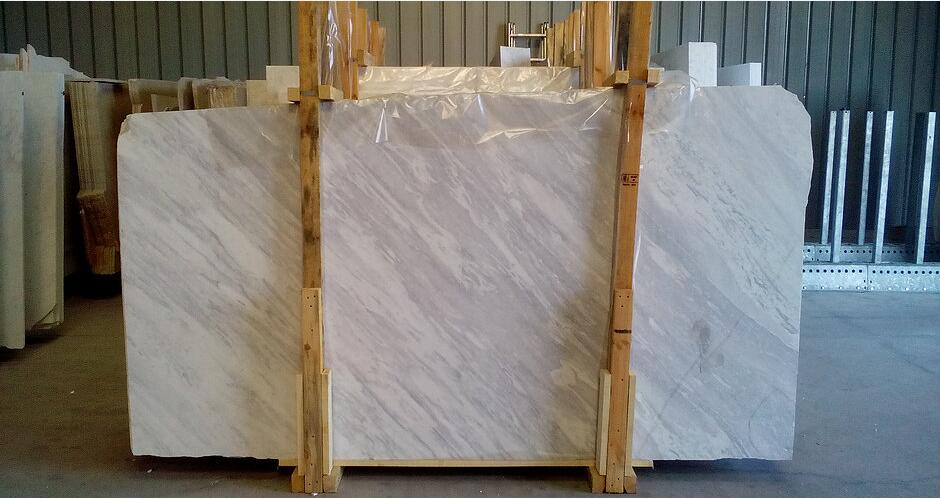Volakas marble slabs from Greece marble manufacturer